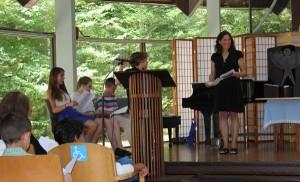 Rosh Hashanah Eve @ Unitarian Church   Westport   Connecticut   United States