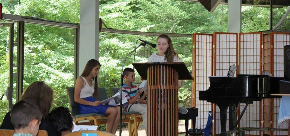 Rosh Hashanah Family program