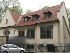 Pinkas Synagogue